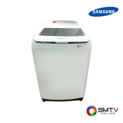 SAMSUNG เครื่องซักผ้าฝาบน รุ่น WA11J5730SW ( WA11J5730SW ) รหัสสินค้า : wa11j5730sw