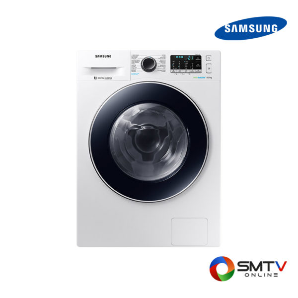 SAMSUNG-เครื่องซักผ้าฝาหน้า-รุ่น-WW80J54E0BW