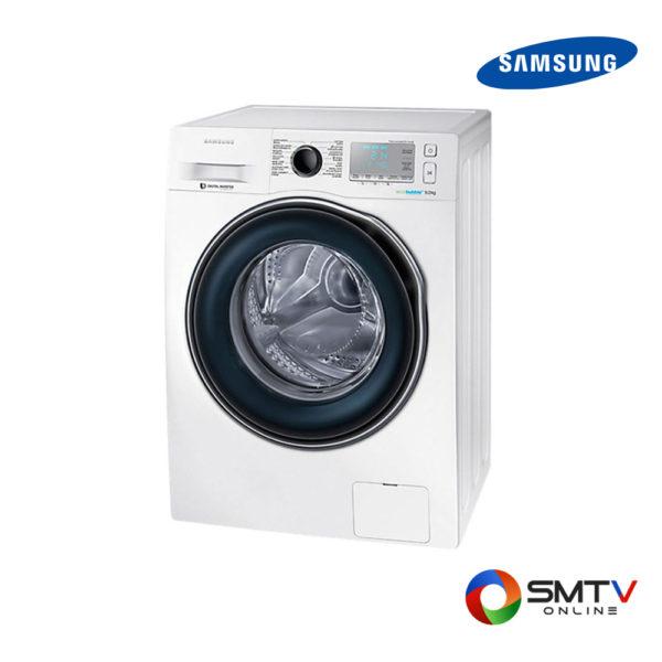 SAMSUNG-เครื่องซักผ้าฝาหน้า-รุ่น-WW90J6413CW