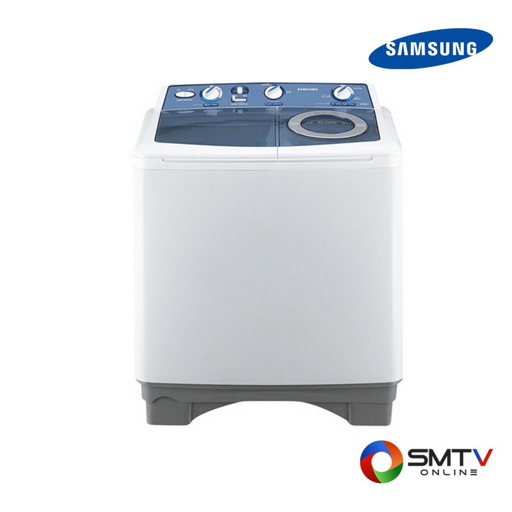 SAMSUNG เครื่องซักผ้า 2 ถัง รุ่น WT15J7PEC
