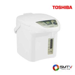TOSHIBA กระติกน้ำร้อน 2.5 ลิตร รุ่น PLK-25FL คละสี ( PLK-25FL ) รหัสสินค้า : plk25fl