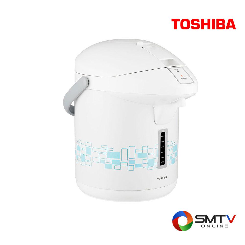 TOSHIBA กระติกน้ำร้อน 2.6 ลิตร รุ่น PLK-G26 – คละสี ( PLK-G26 ) รหัสสินค้า : plkg26