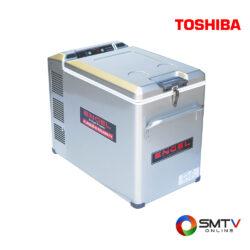 TOSHIBA ตู้เย็นเคลื่อนที่ 32 ลิตร รุ่น MT35F-TH-S ( MT35F-TH-S ) รหัสสินค้า : mt35fths