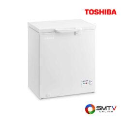 TOSHIBA ตู้แช่แข็ง 5 คิว รุ่น CR-A142K ( CR-A142K ) รหัสสินค้า : cra142k