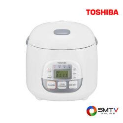 TOSHIBA หม้อหุงข้าว 0.54 ลิตร รุ่น RC-5MM - คละสี ( RC-5MM ) รหัสสินค้า : rc5mm