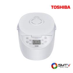 TOSHIBA หม้อหุงข้าว 1 ลิตร รุ่น RC-B10A ( RC-B10A ) รหัสสินค้า : rcb10a