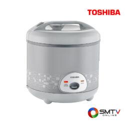 TOSHIBA หม้อหุงข้าว 1 ลิตร รุ่น RC-T10AFS ( RC-T18AFS ) รหัสสินค้า : rct10afs