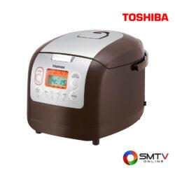 TOSHIBA หม้อหุงข้าว 1.8 ลิตร รุ่น RC-18NMF ( RC-18NMF ) รหัสสินค้า : rc18nmf