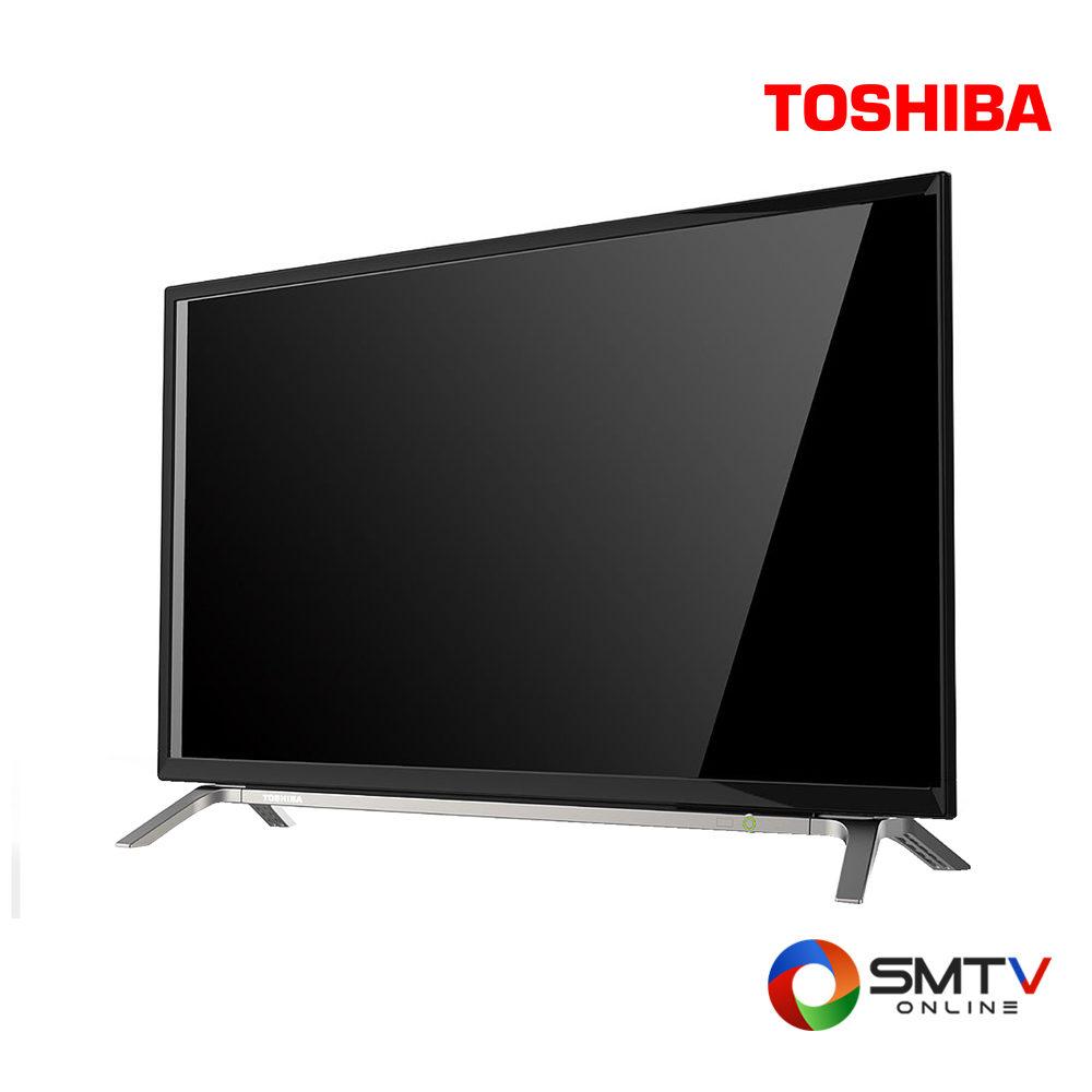 TOSHIBA LED DIGITAL TV 24″ 24L3650VT 2