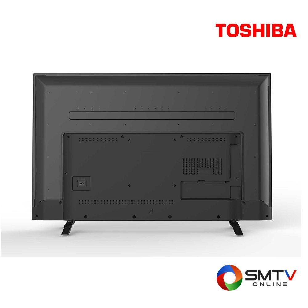 TOSHIBA LED DIGITAL TV 40″ 40L3750VT 4