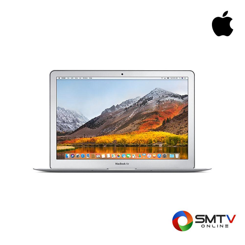 APPLE MacBook Air 13-inch 1.8GHz Intel Core i5 Dual-core (128 GB) ( mba13mqd32th ) รหัสสินค้า : mba13mqd32th