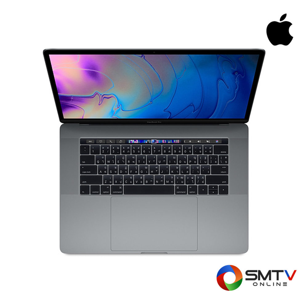 APPLE MacBook Pro 15.4-inch 2.2GHz Intel Core i7 6-core with Touch Bar and Touch ID (256 GB) ( mbp15mptr2th ) รหัสสินค้า : mbp15mptr2th