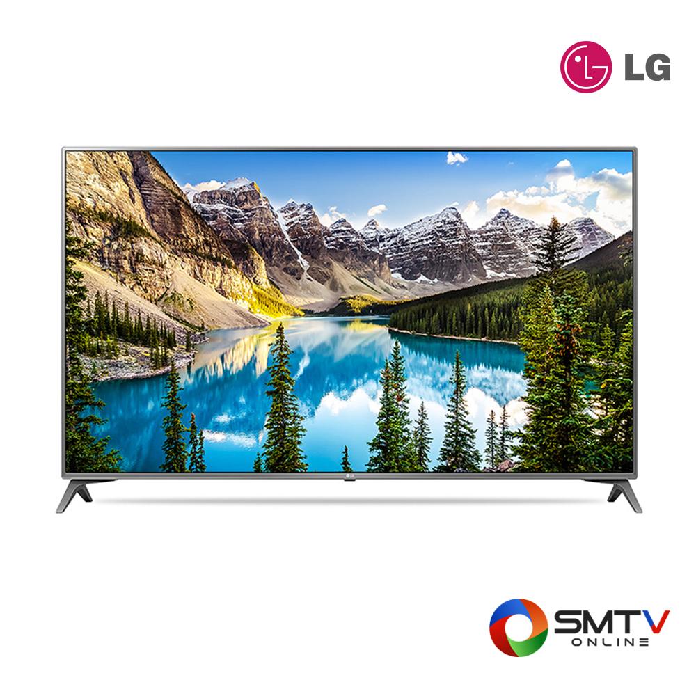 LG UHD 4K Ultra HD Smart TV 49 นี้ว 49UJ652T