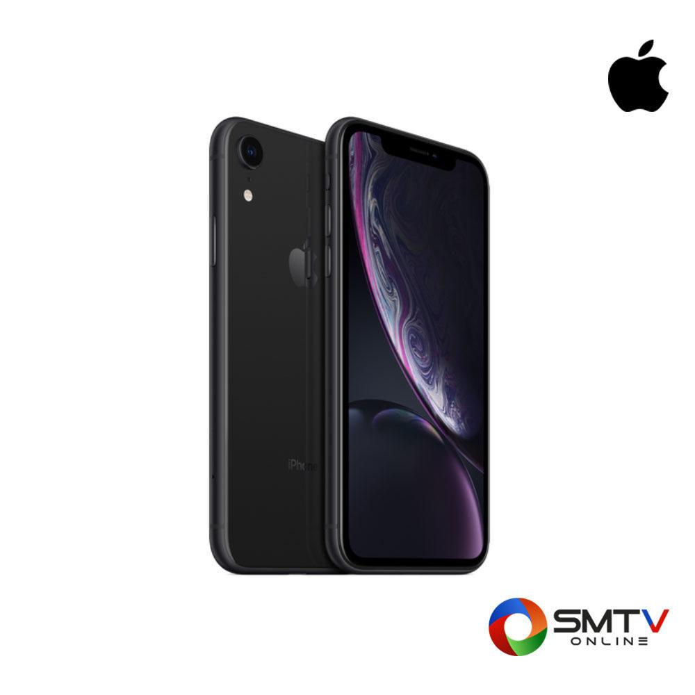 IPHONE-XR-สีดำ