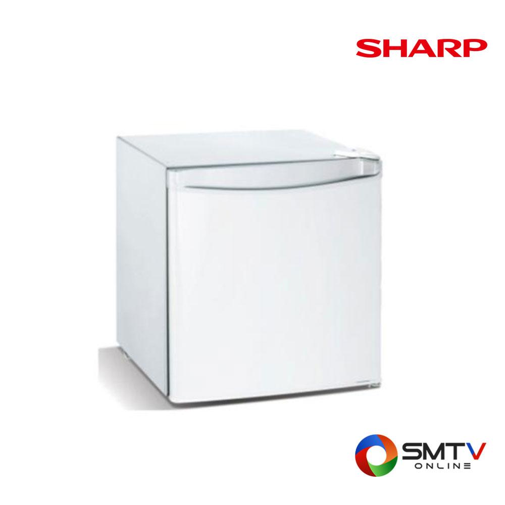 SHARP ตู้เย็นมินิบาร์ 1 ประตู ขนาด 1.6 คิว รุ่น SJ-MB50-W