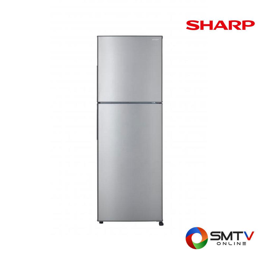 SHARP ตู้เย็น 2 ประตู ขนาด 7.9 คิว รุ่น SJ-Y22T-SL ( SJ-Y22T-SL ) รหัสสินค้า : sjy22tsl