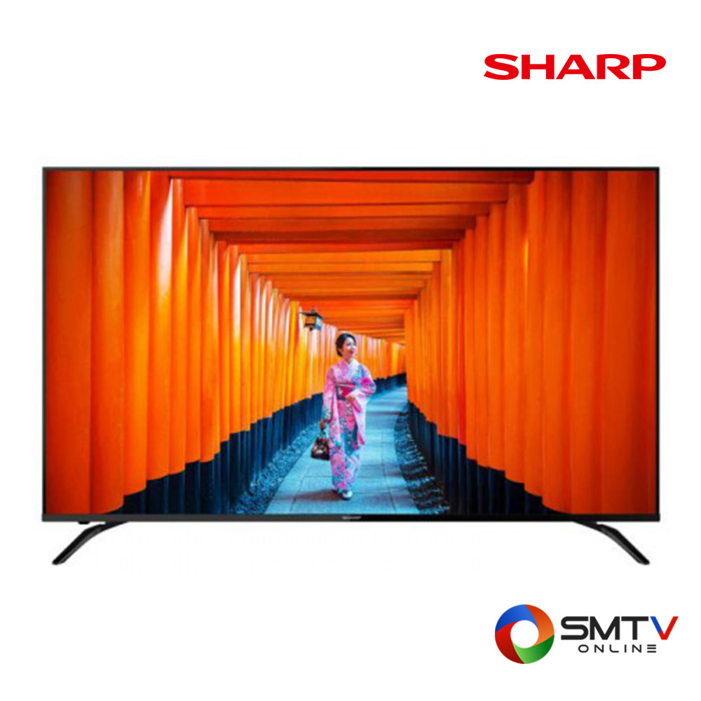 SHARP LED SMART DIGITAL TV 4K 70 นิ้ว รุ่น 4T-C70AH1X