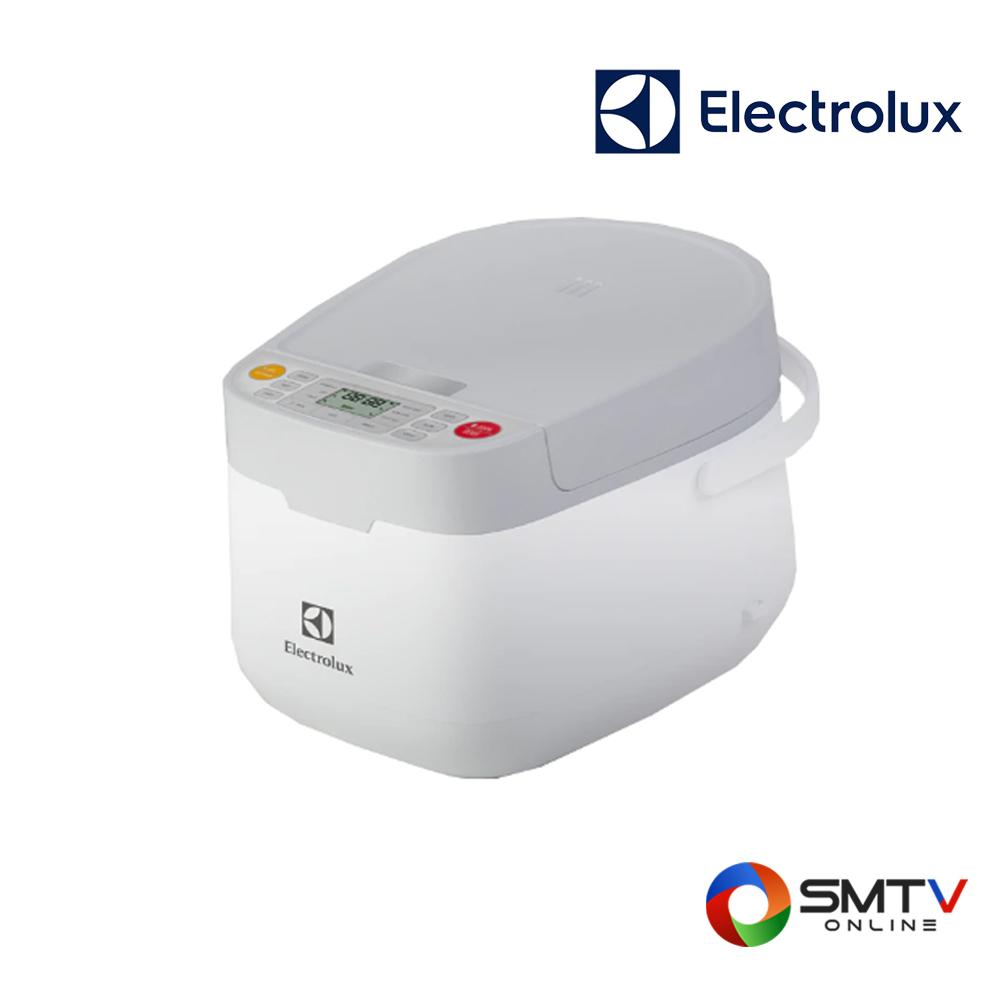 ELECTROLUX หม้อหุงข้าวดิจิตอล 1.2 ลิตร/600 วัตต์ รุ่น ERC6503W