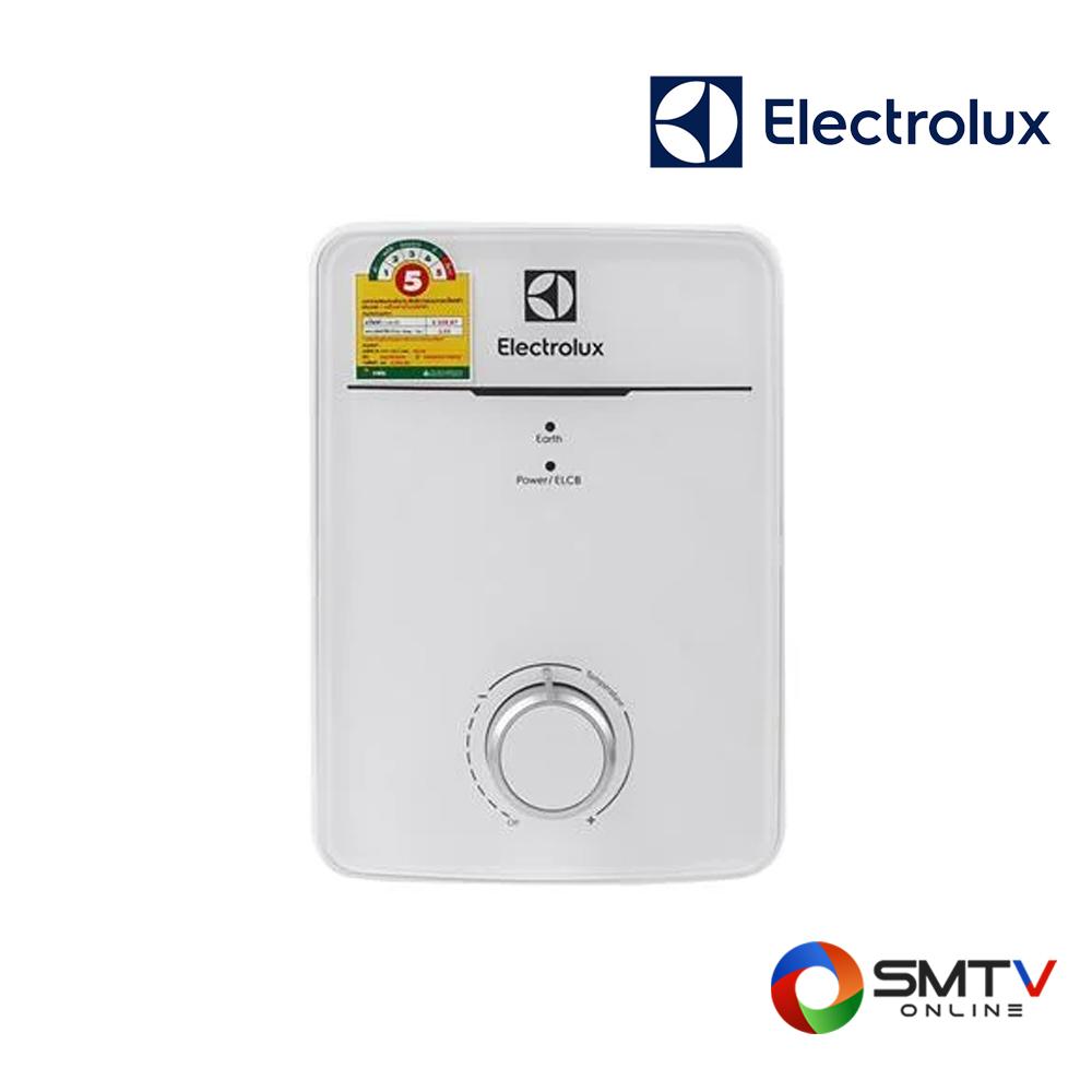 ELECTROLUX เครื่องทำน้ำร้อน 6000W รุ่น EWE602 IX1-DWX3