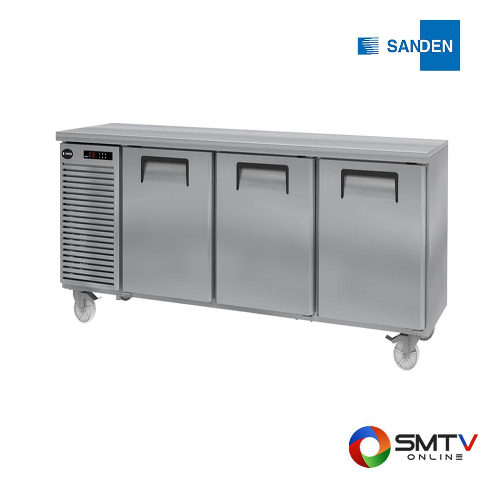 SANDEN ตู้แช่เคาน์เตอร์ 420 ลิตร รุ่น SCF2-1806-AR
