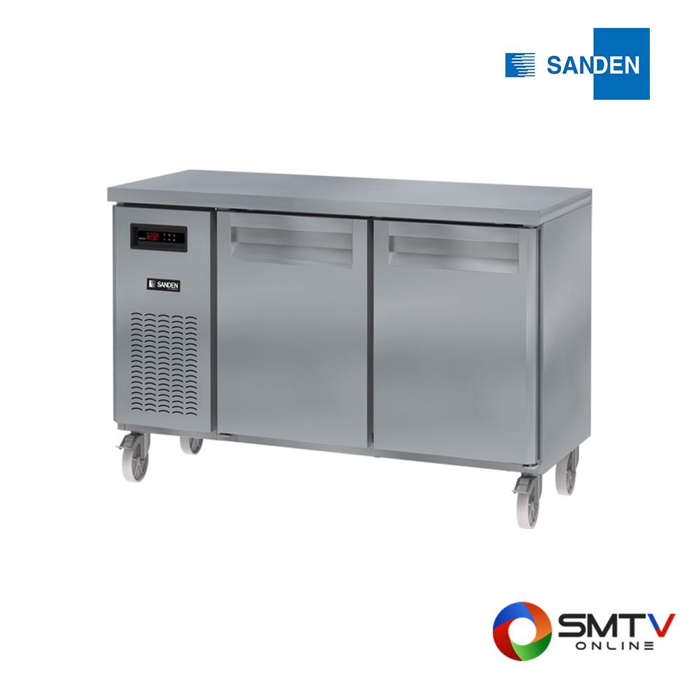 SANDEN ตู้แช่เคาน์เตอร์ 235 ลิตร รุ่น SCF3-1206-AR