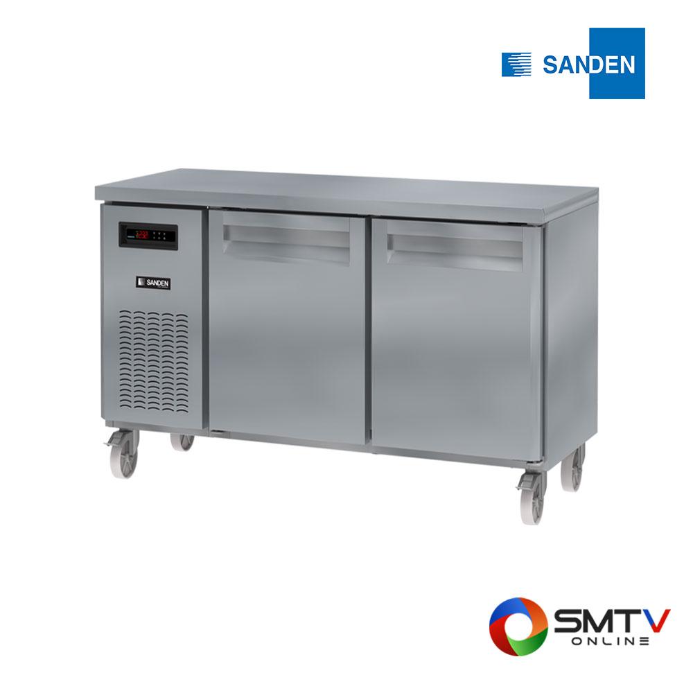 SANDEN ตู้แช่เคาน์เตอร์ 325 ลิตร รุ่น SCR3-1506-AR