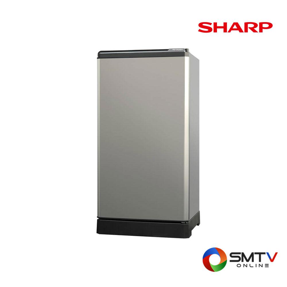 SHARP ตู้เย็น 1 ประตู 5.2 คิว รุ่น SJ-G15S