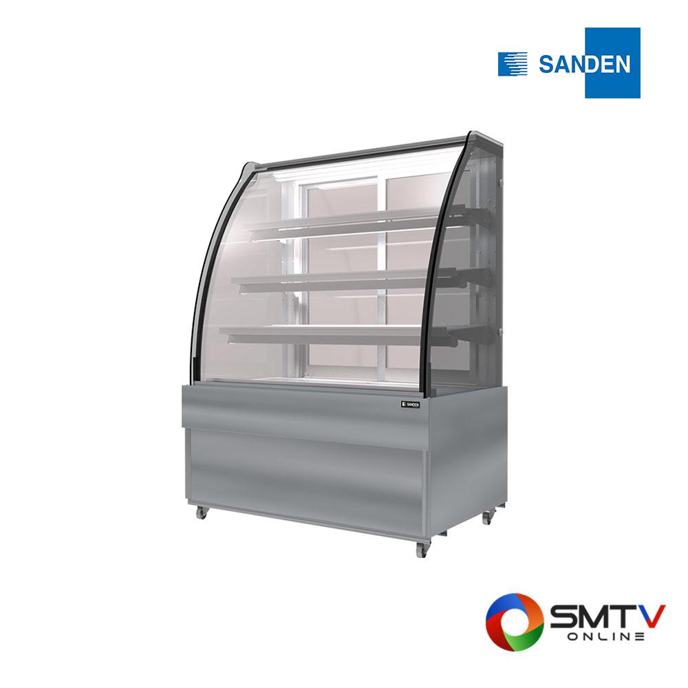 SANDEN ตู้แช่เค้ก 300 ลิตร รุ่น SKK-0707Z