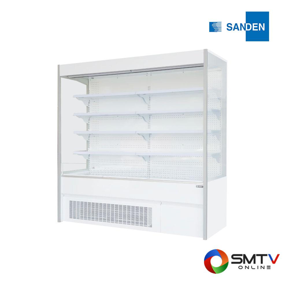 SANDEN ตู้แช่เย็น Show Case30.3 คิว รุ่น SSD-1810