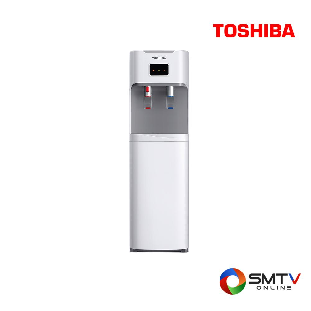 TOSHIBA เครื่องทำน้ำร้อน-น้ำเย็น RWF-W1669BK(W) (ไม่รวมถัง)