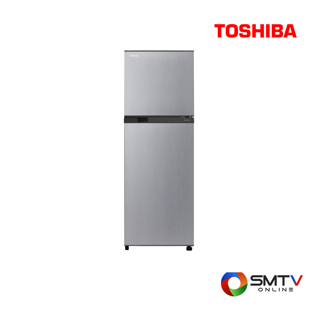 TOSHIBA ตู้เย็น 2 ประตู 6.8 คิว รุ่น GR-A25KS(S)