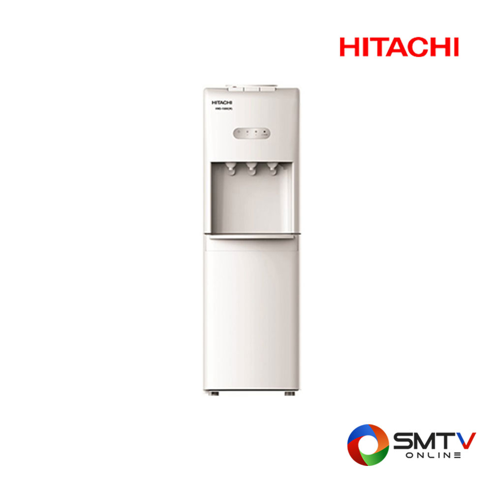 HITACHI ตู้กดน้ำร้อนน้ำเย็น ร้อน 4 เย็น 2 รุ่น HWD-15000(NEW) (ไม่รวมถัง)