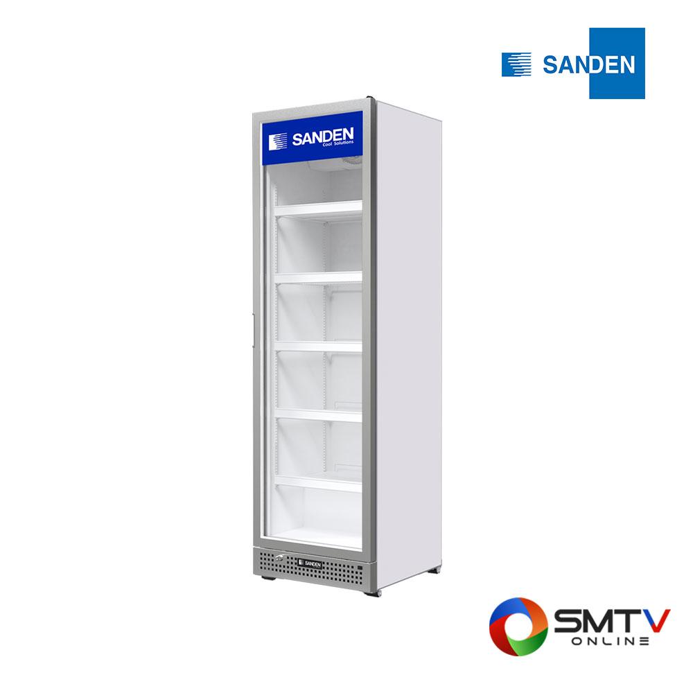 SANDEN ตู้แช่เครื่องดื่ม 1 ประตูรุ่น SPN-0455