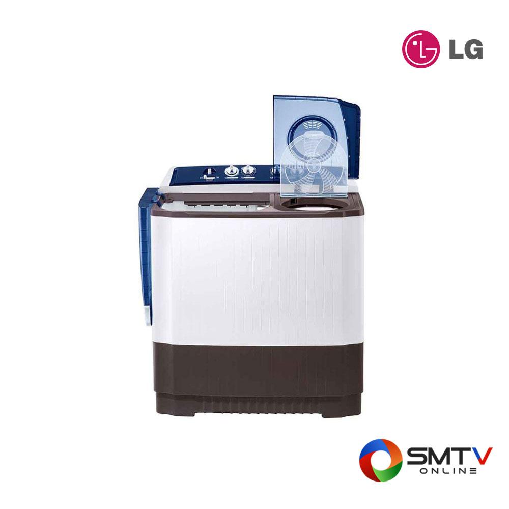 LG ฝาบน 2 ถัง เครื่องซักผ้า 2 ถัง 14 KG รุ่น TT14WAPG